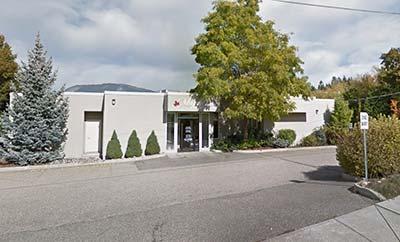 Salmon Arm Podiatry Clinic Location